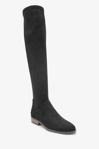 Next »Forever Comfort® flache Overknee-Stiefel« Stiefel (1-tlg)