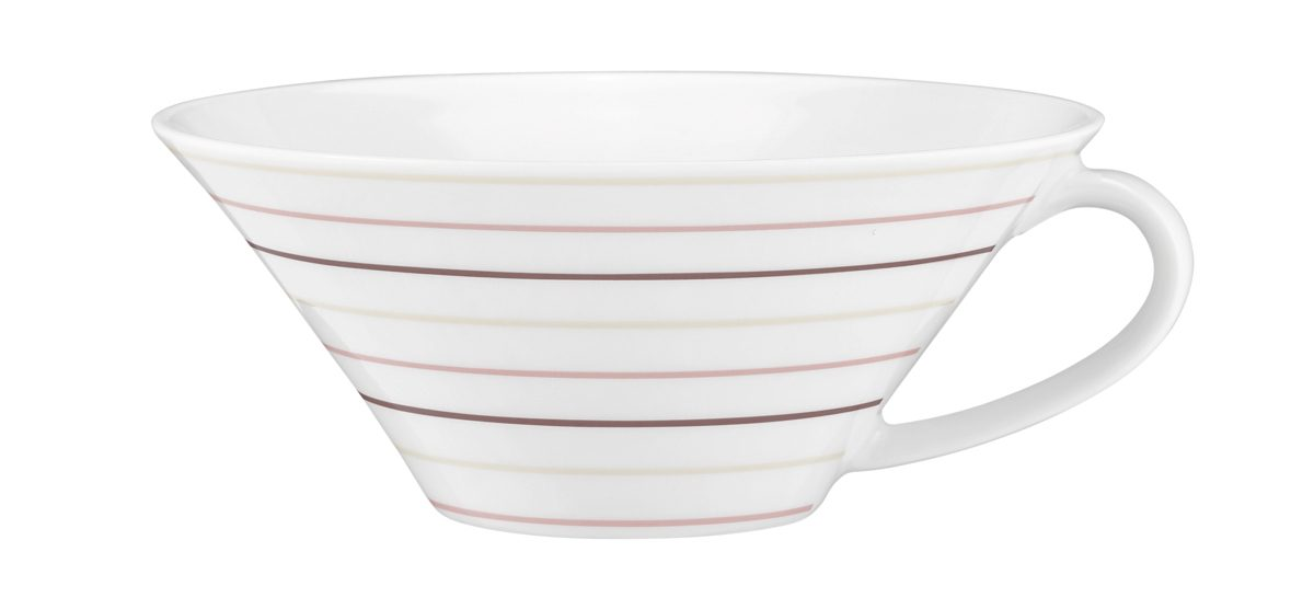 Seltmann Weiden Teetasse »No Limits Cream Lines«