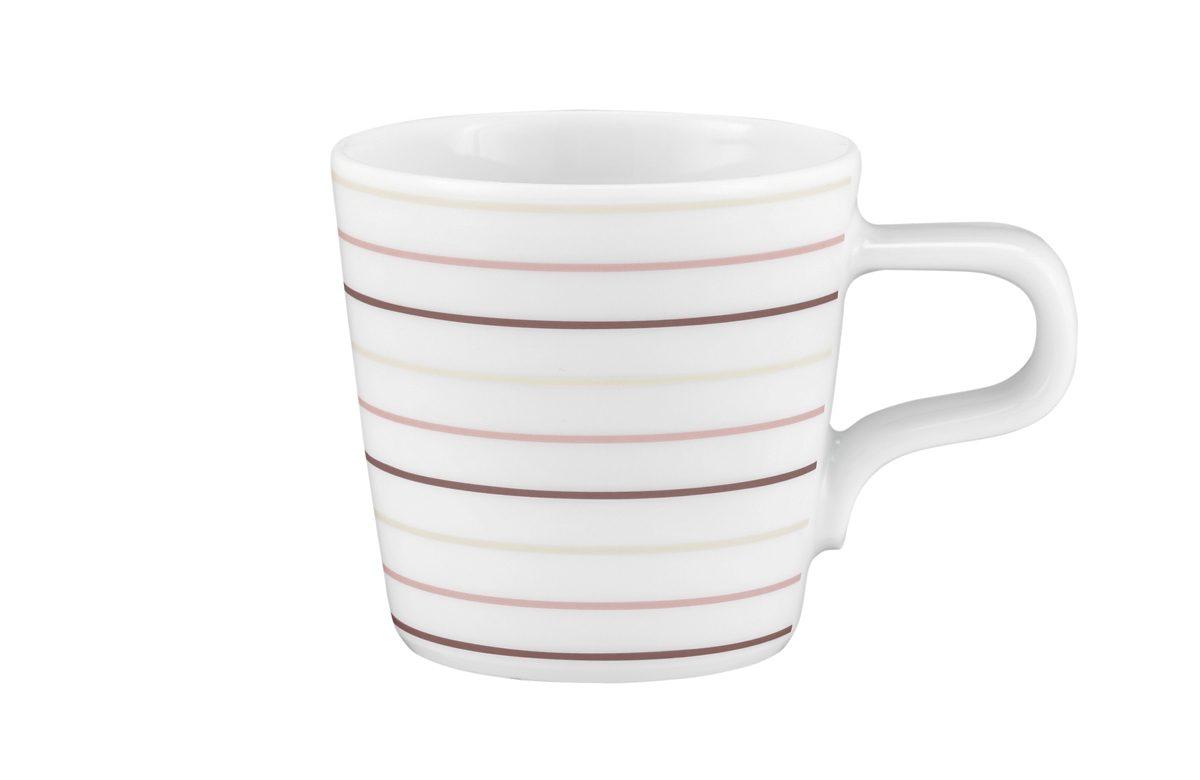 Seltmann Weiden Espressotasse »No Limits Cream Lines«