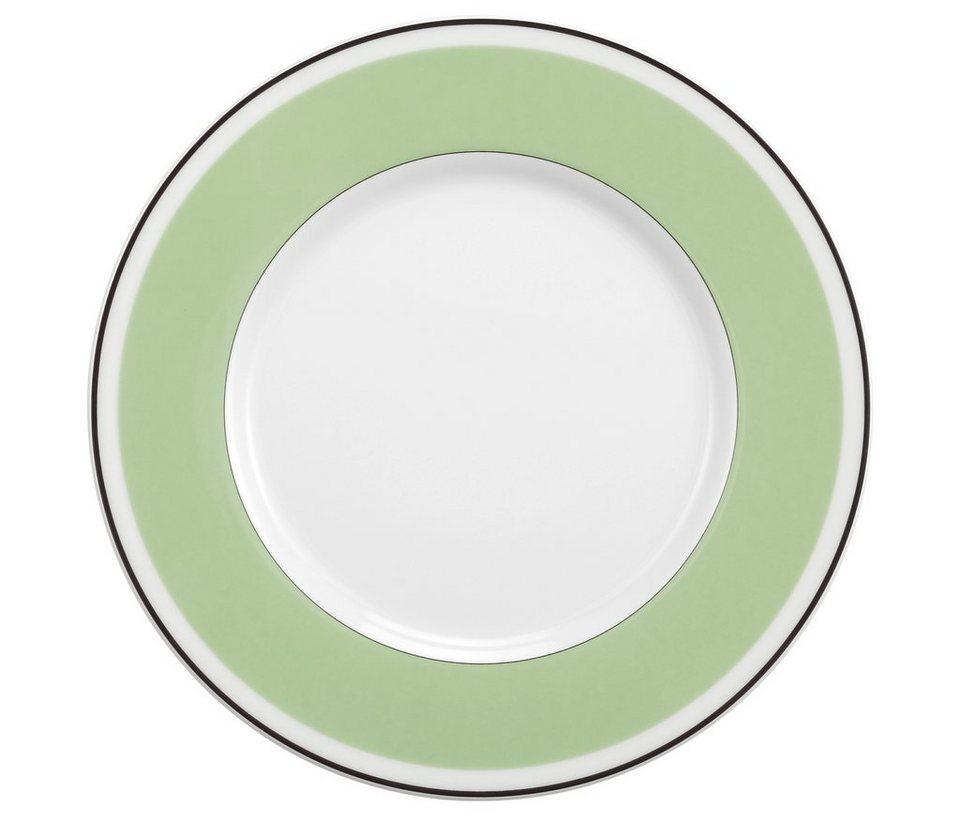 Seltmann Weiden Brotteller »No Limits Green Phantasy« in Weiß, Grün