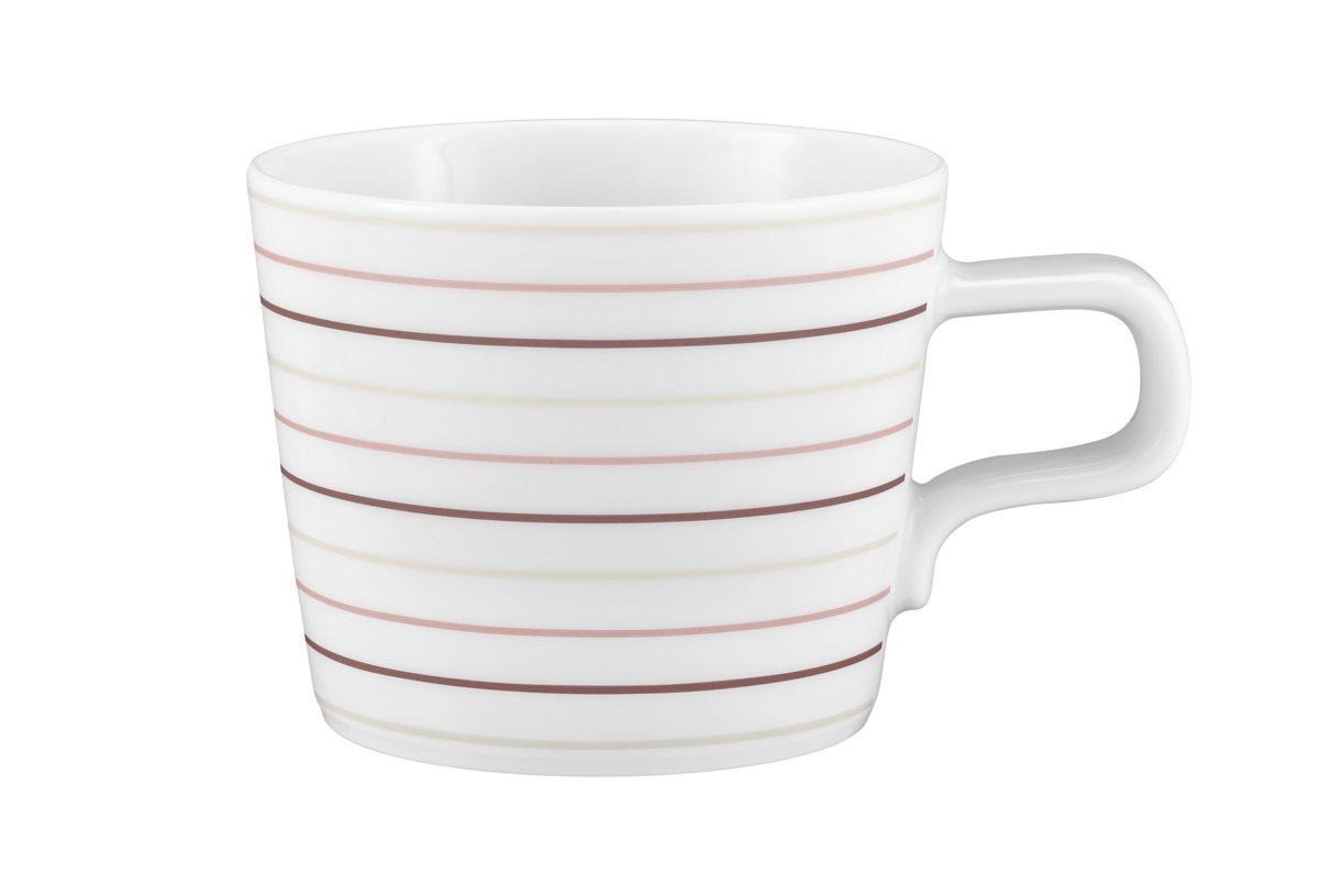 Seltmann Weiden Kaffeetasse »No Limits Cream Lines«