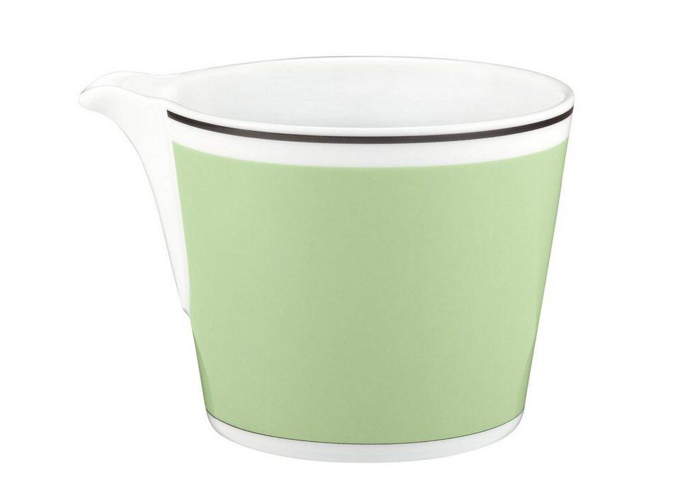 Seltmann Weiden Milchkännchen »No Limits Green Phantasy« in Weiß, Grün