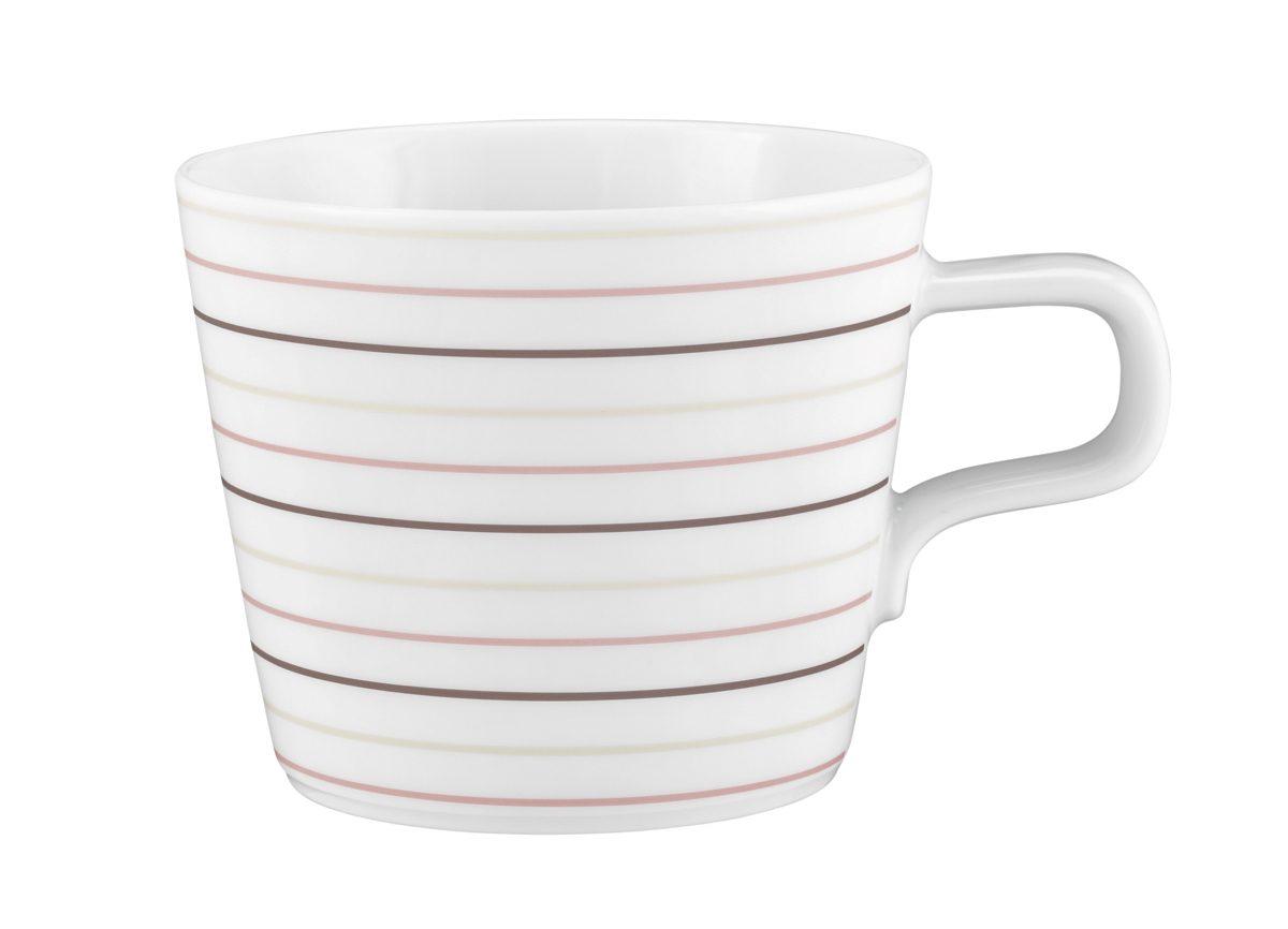 Seltmann Weiden Cappuccino-Teetasse »No Limits Cream Lines«
