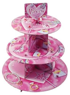 Amscan Muffinetagere Prinzessin