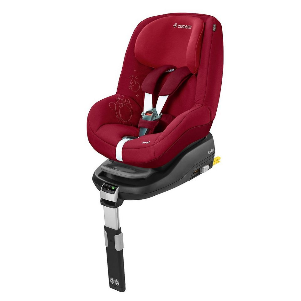 maxi cosi auto kindersitz pearl raspberry red 2015 online kaufen otto. Black Bedroom Furniture Sets. Home Design Ideas