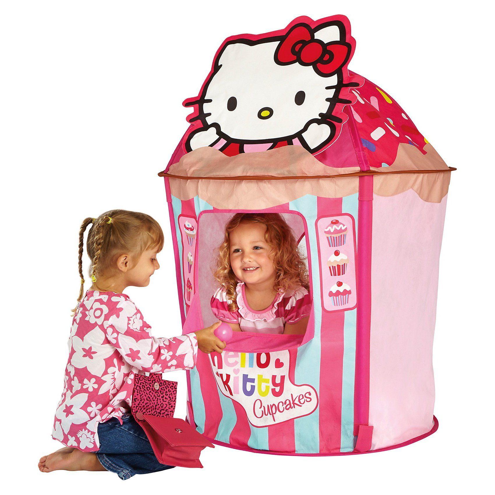 WORLDS APART Spielzelt Candy, Hello Kitty