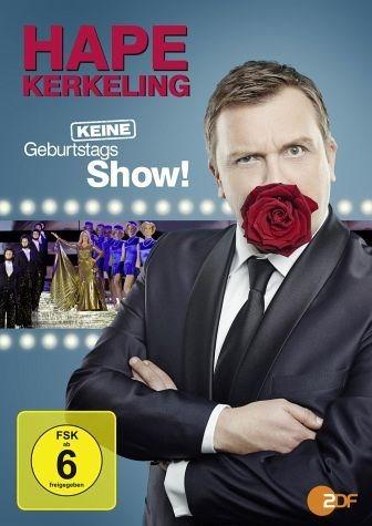 DVD »Hape Kerkeling - Keine Geburtstagsshow!«