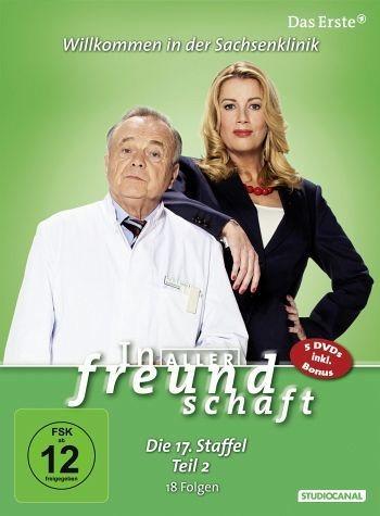 DVD »In aller Freundschaft - Die 17. Staffel, Teil...«