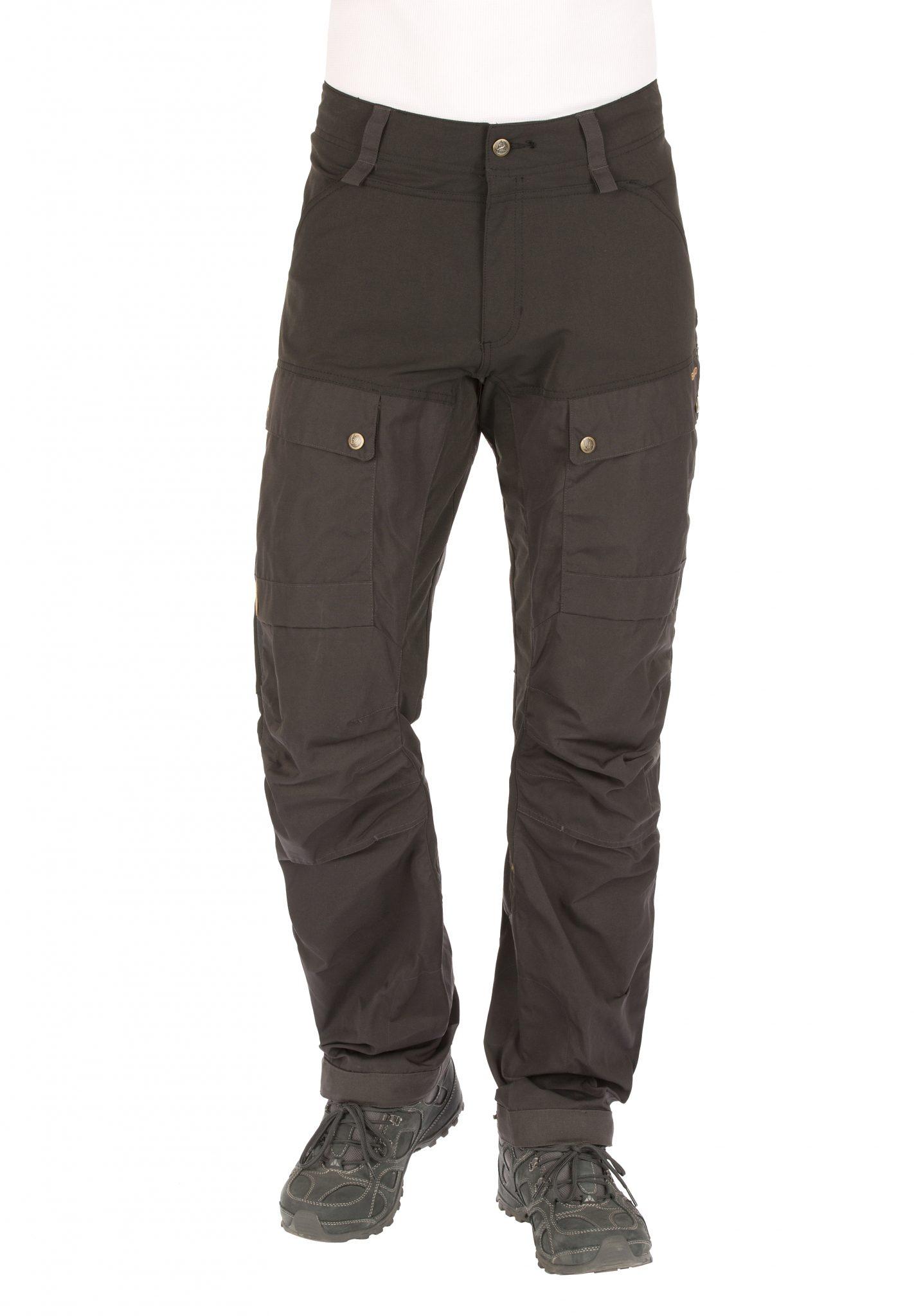 FJÄLLRÄVEN Outdoorhose »Keb Trousers long Men«
