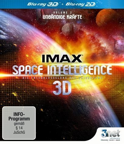Blu-ray »IMAX: Space Intelligence 3D - Vol. 2:...«