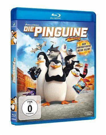 Blu-ray »Die Pinguine aus Madagascar«
