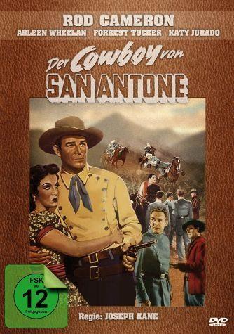 DVD »Der Cowboy von San Antone«