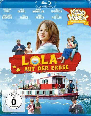 Blu-ray »Lola auf der Erbse«