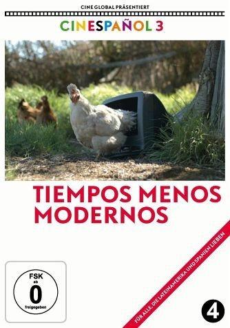 DVD »Tiempos Menos Modernos (OmU)«