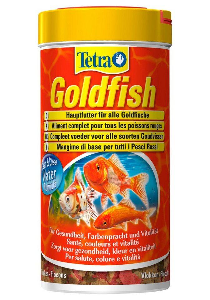 Fisch-Flockenfutter »Goldfish« 2-er Set in braun