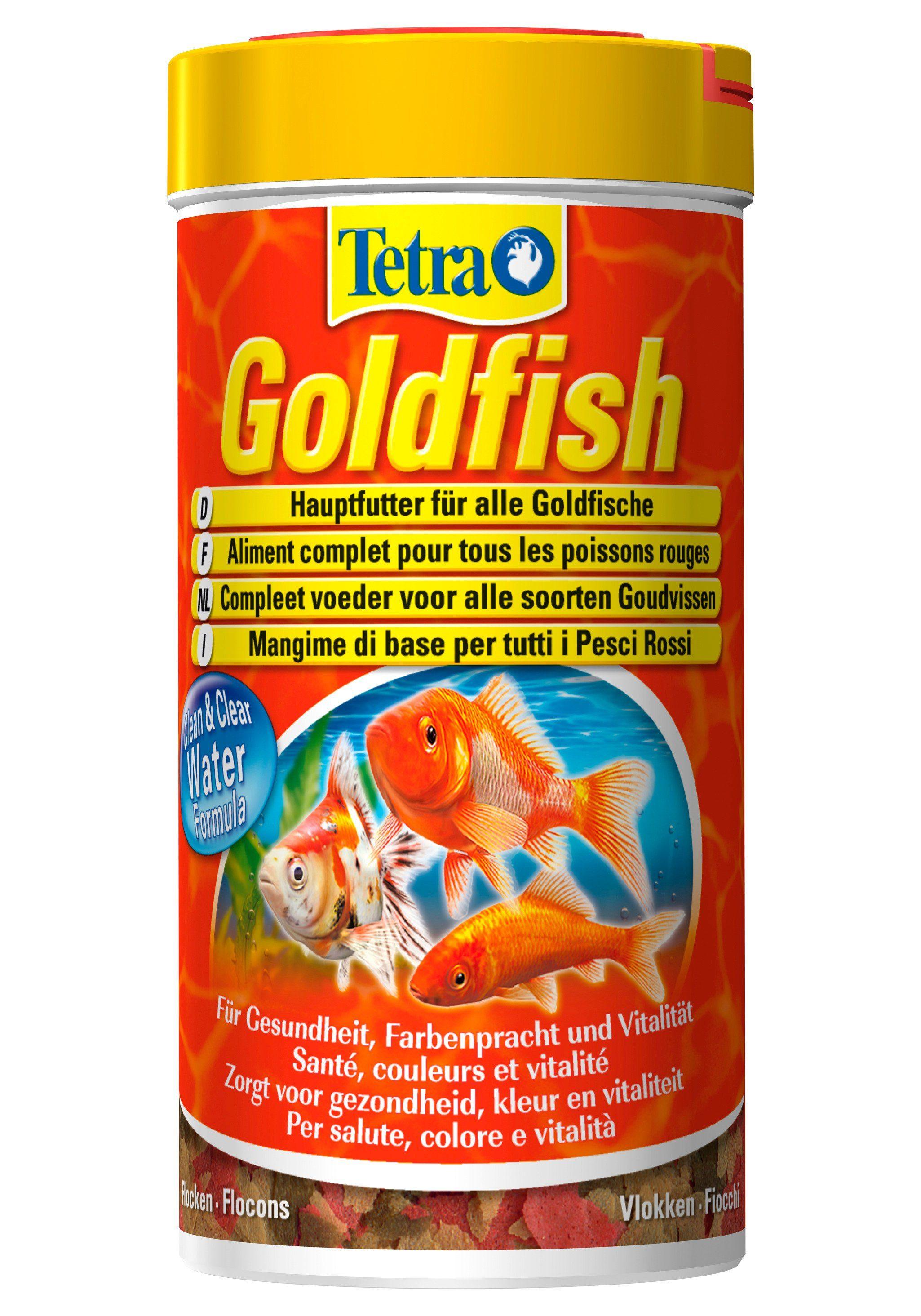 Fisch-Flockenfutter »Goldfish« 2-er Set