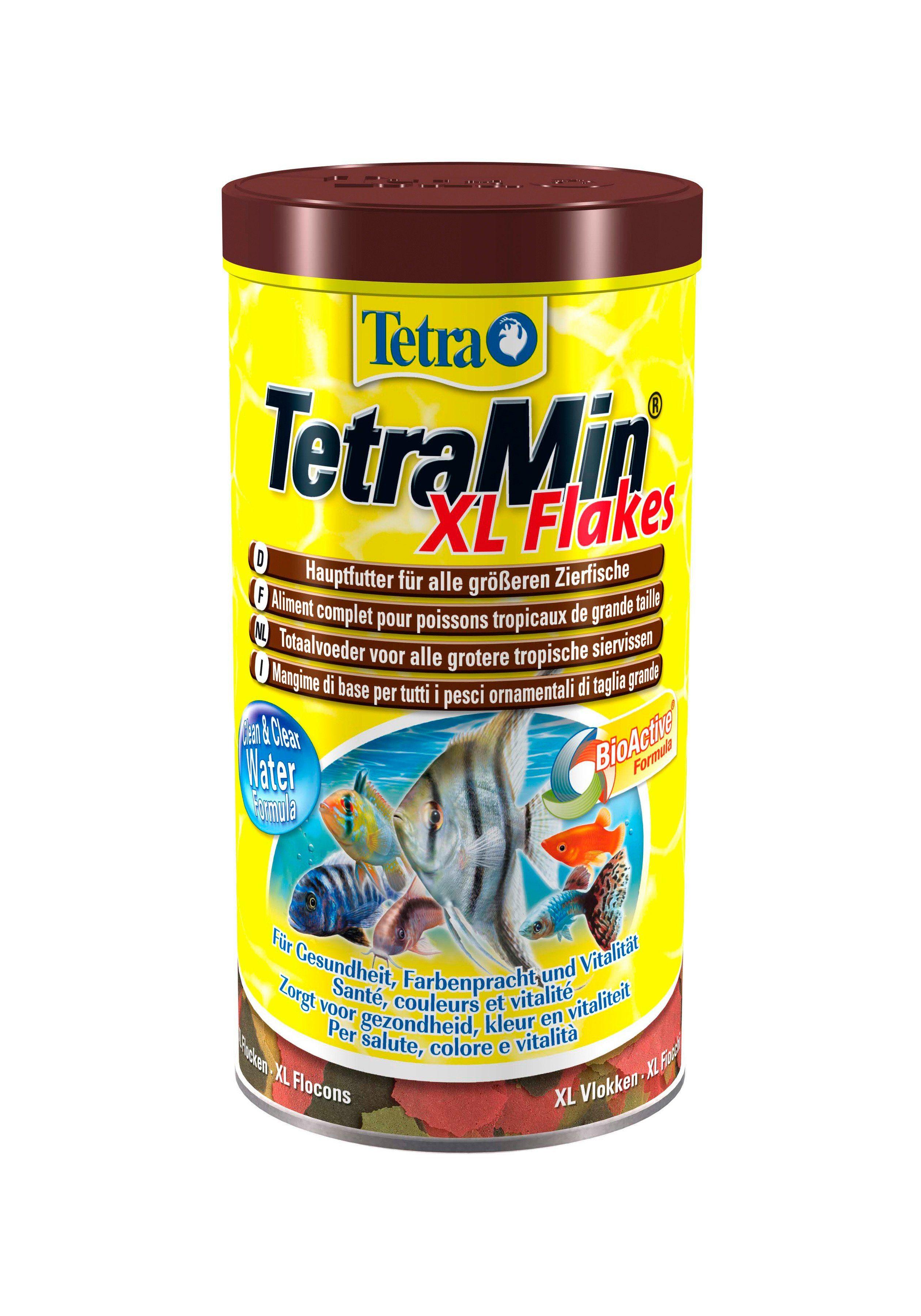 Tetra Fisch-Flockenfutter »Min XL Flakes« 2-er Set