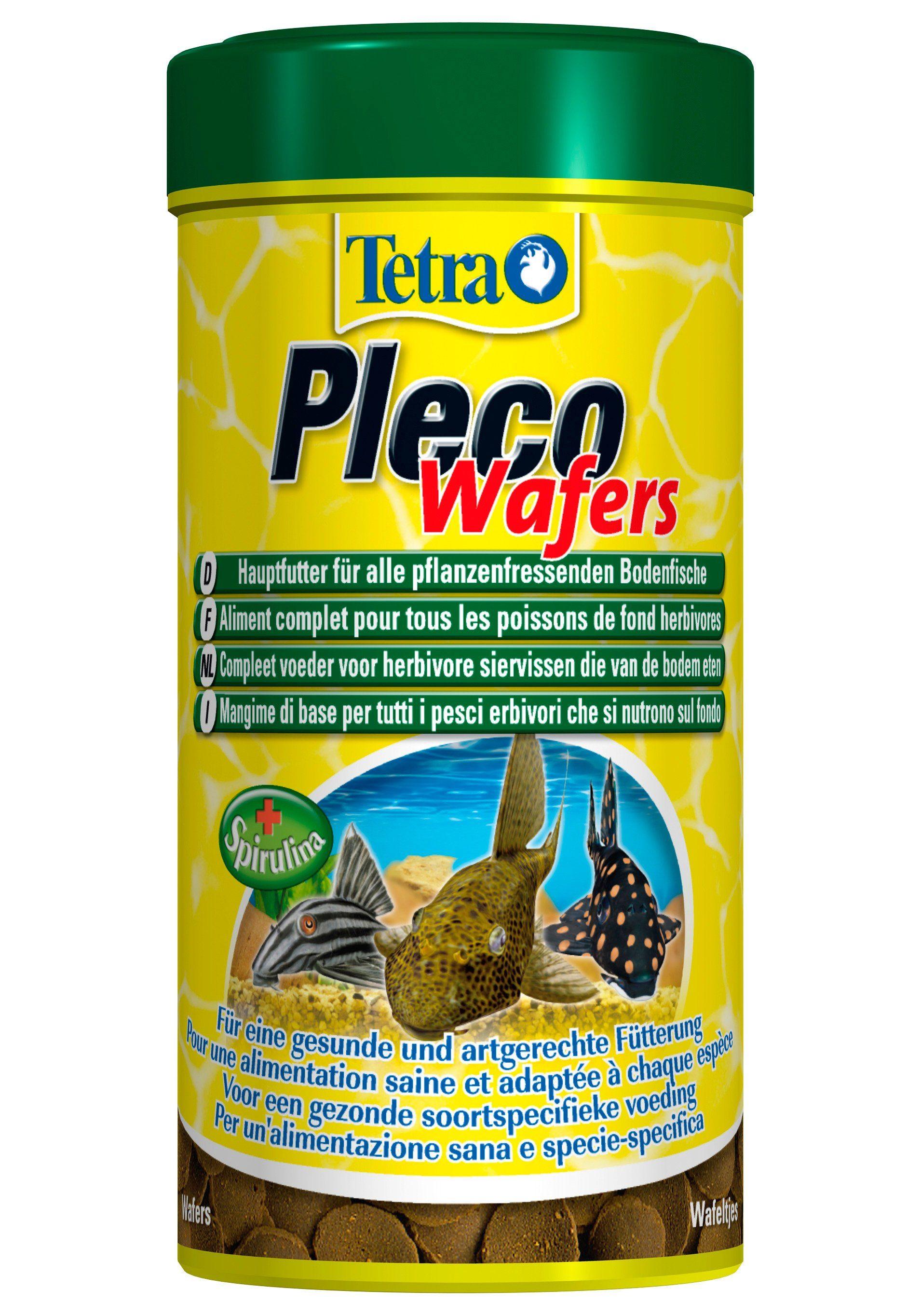 Fischfutter »Pleco Wafers« 2-er Set