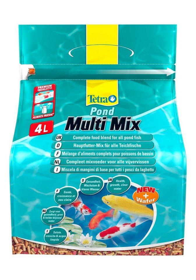 Fischfutter »Pond MultiMix« 4 l Beutel in braun