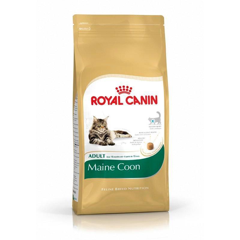 Katzentrockenfutter »Adult Main Coon«, 2 kg, 4 kg oder 10 kg in braun