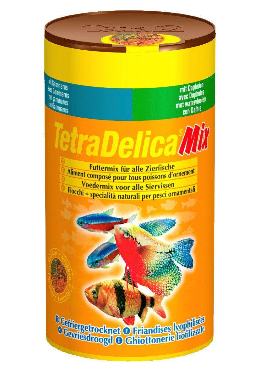 Fisch-Flockenfutter »Delica Menu« 2-er Set