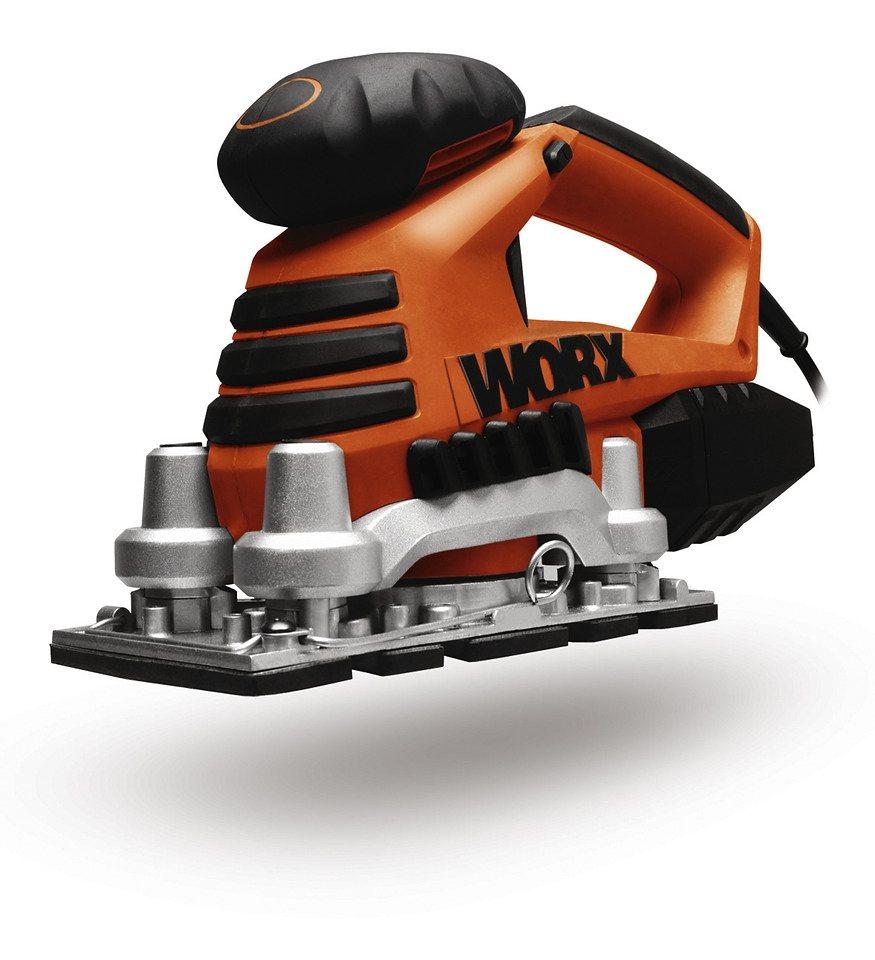 Schwingschleifer »WX640.1« in orange