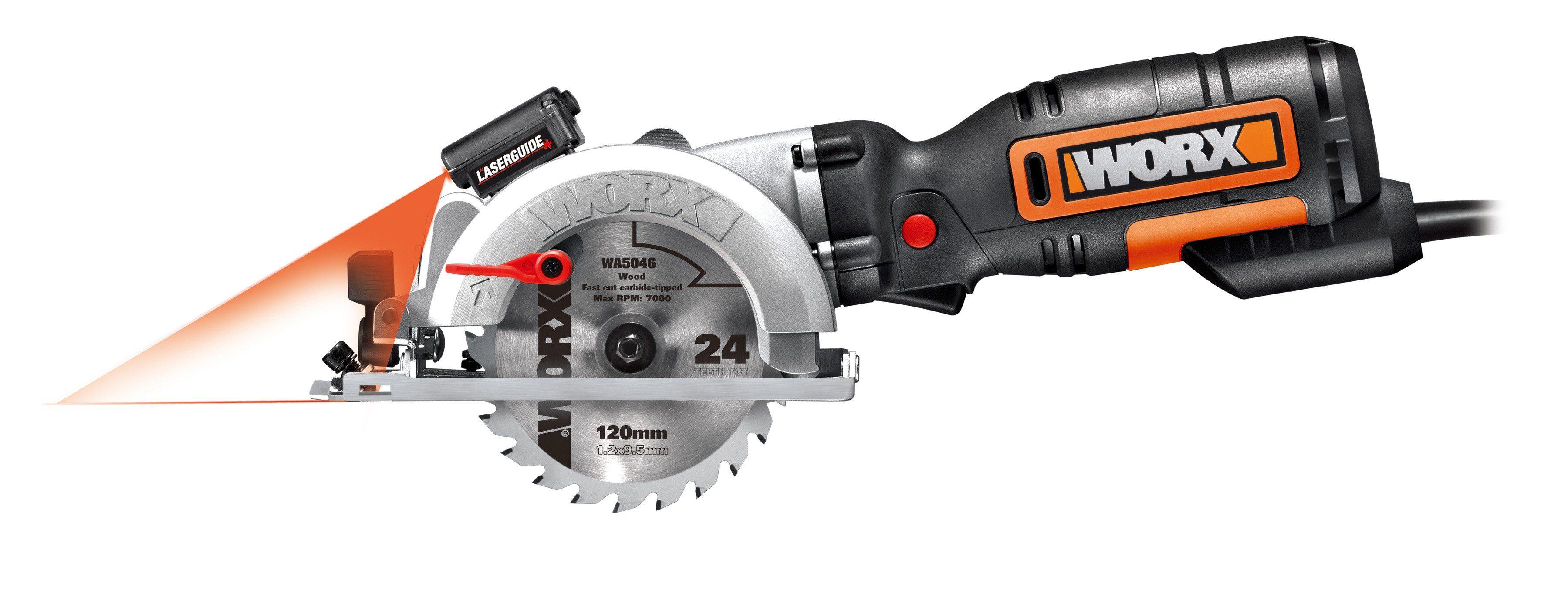 Worx Handkreissäge »WX427«