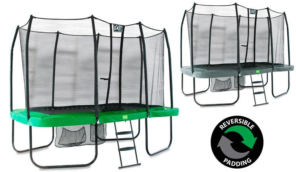 Trampolin »EXIT JumpArenA All-in-1« BxT: 244 x 380 cm