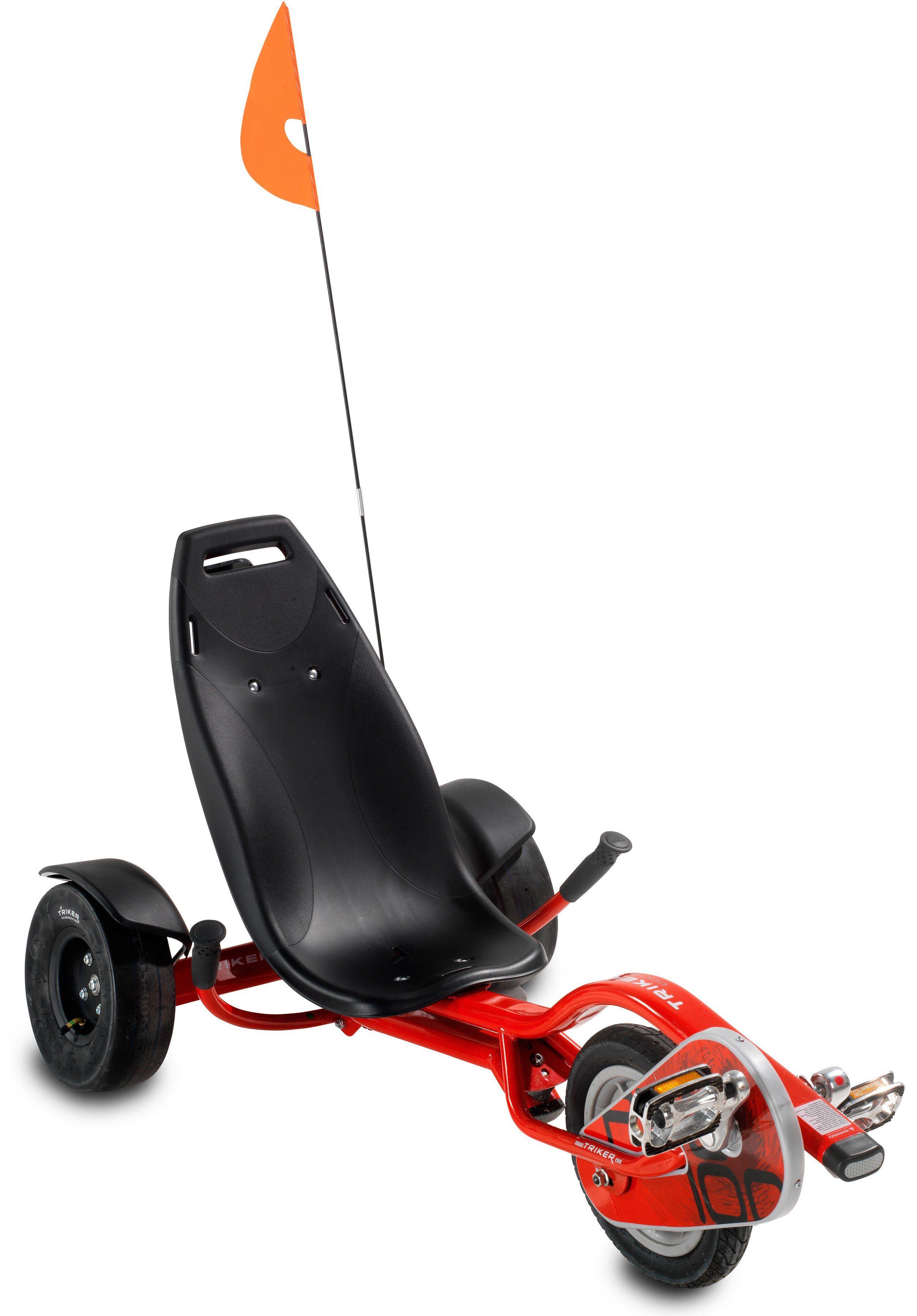 EXIT Go-Kart »EXIT Triker Pro 50 Red«
