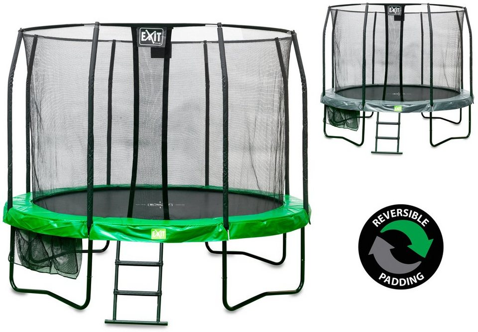 Trampolin »Trampolin EXIT JumpArenA All-in 1 Ø 305«