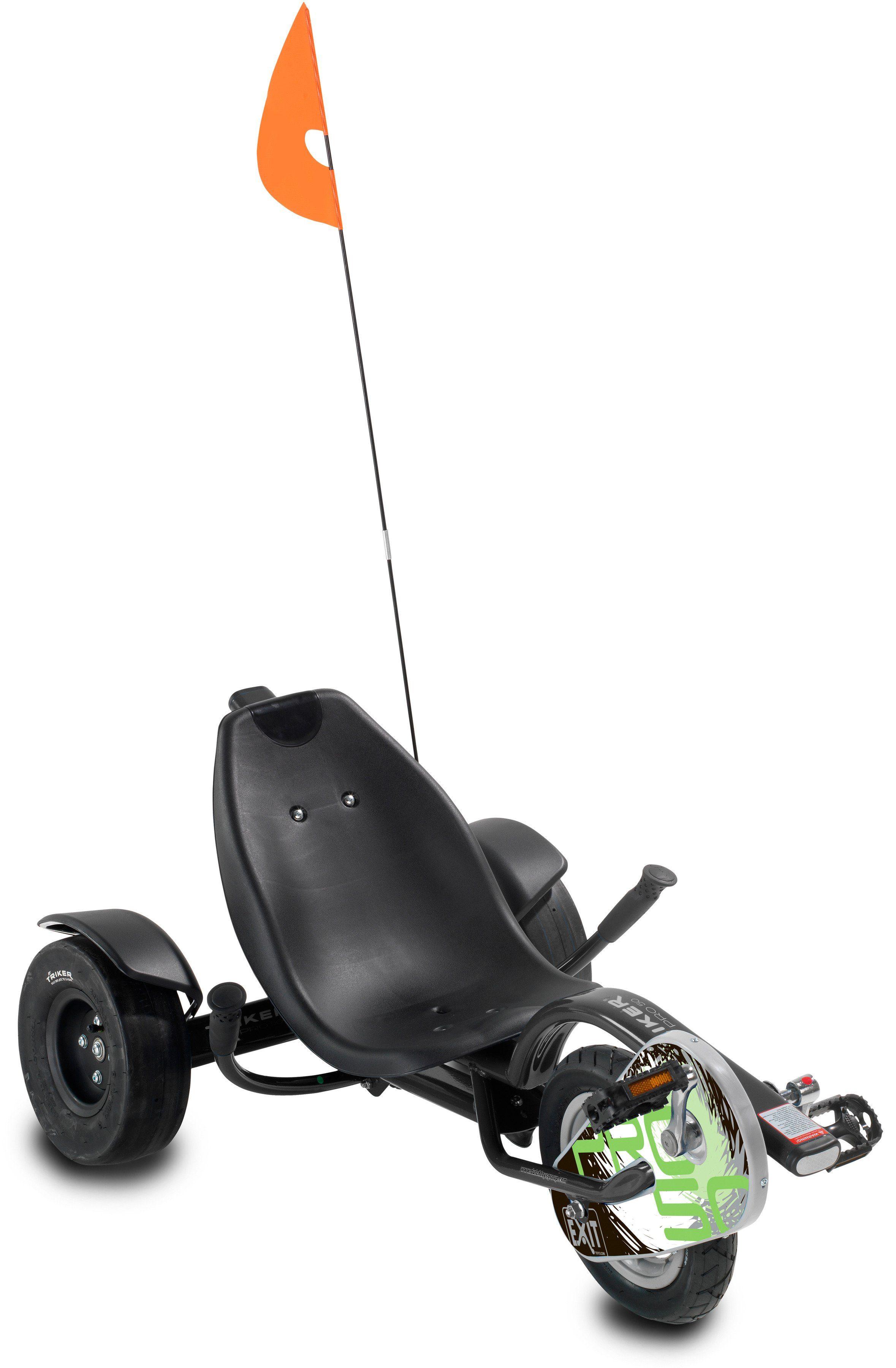 EXIT Go-Kart »EXIT Triker Pro 50 Black«