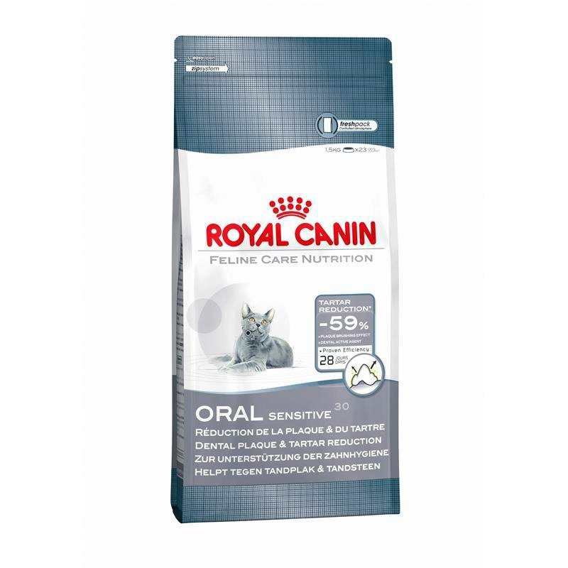 Katzentrockenfutter »Oral Care«, 1,5 kg, 3,5 kg oder 8 kg in braun