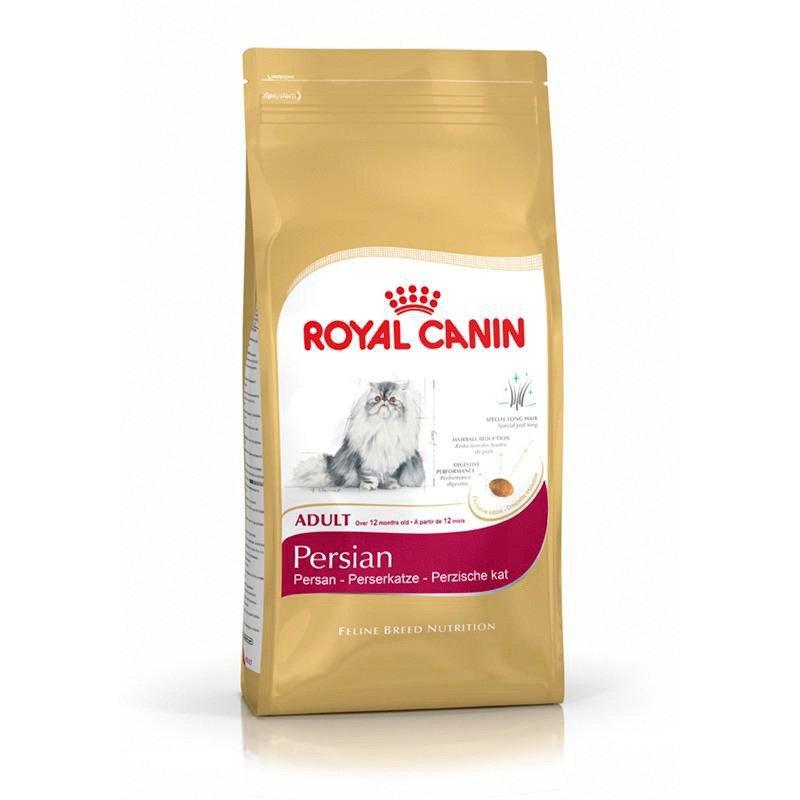 Katzentrockenfutter »Adult Persian«, 2 kg, 4 kg oder 10 kg in braun