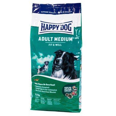 happy dog hundetrockenfutter supreme fit well medium. Black Bedroom Furniture Sets. Home Design Ideas
