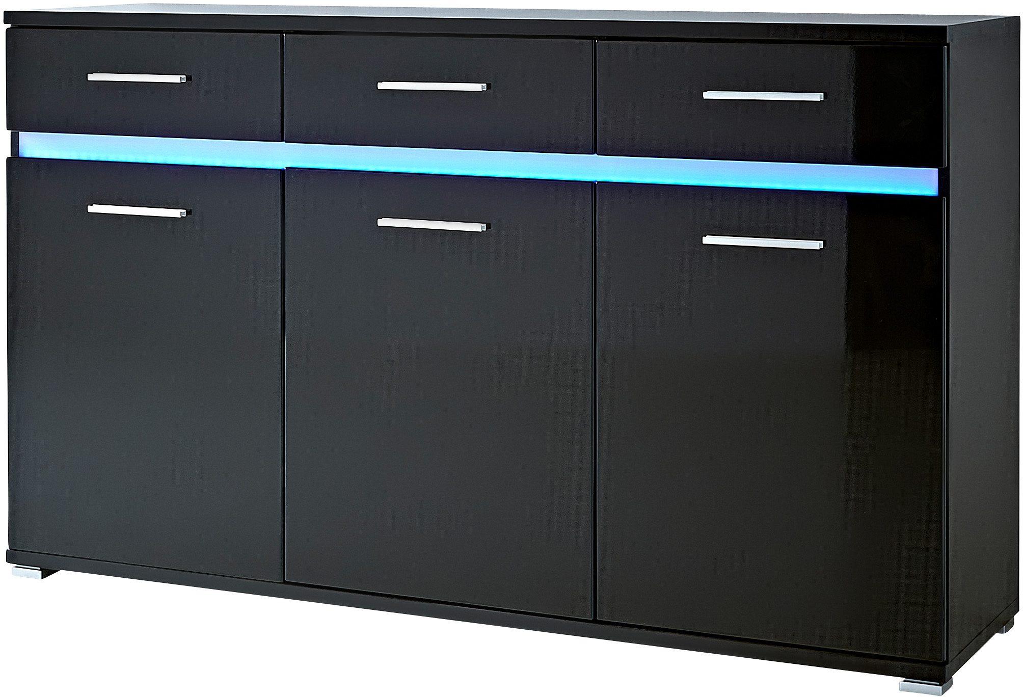Sideboard, »Melbourne«, Breite 144 cm