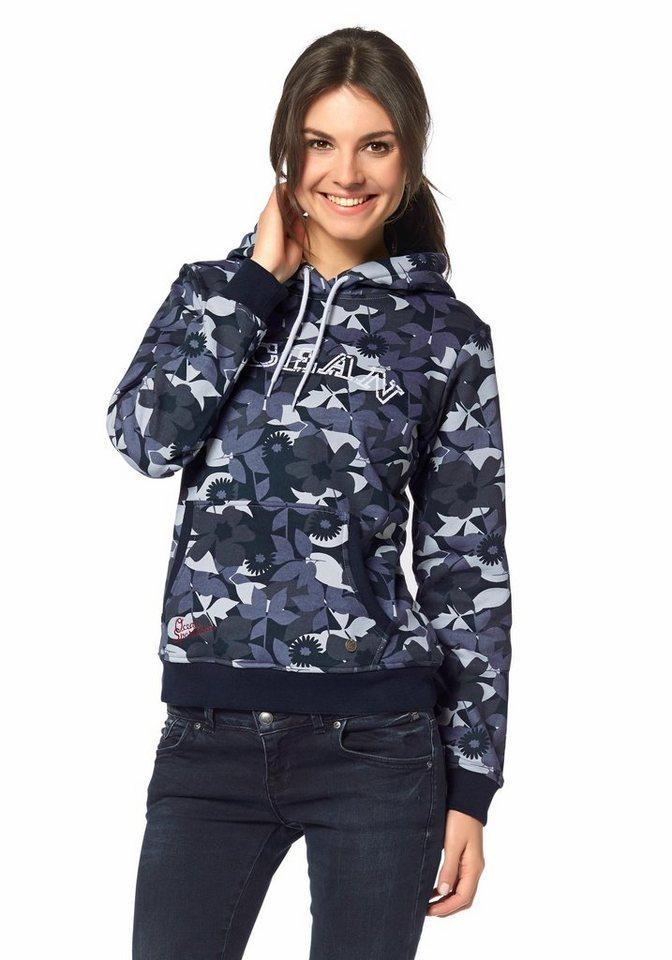 Ocean Sportswear Kapuzensweatshirt in Marine