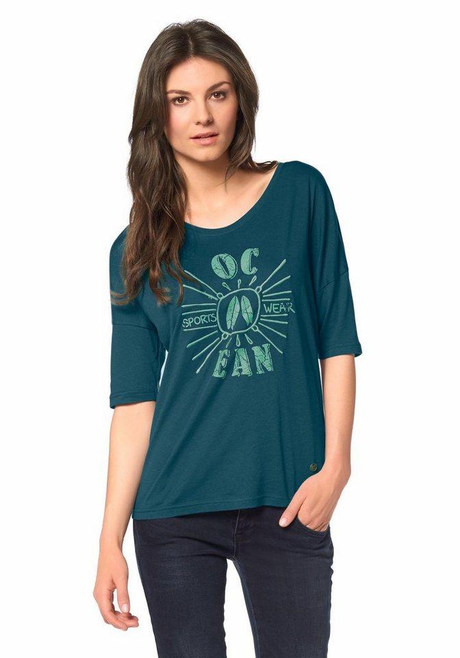 Ocean Sportswear T-Shirt in Petrol