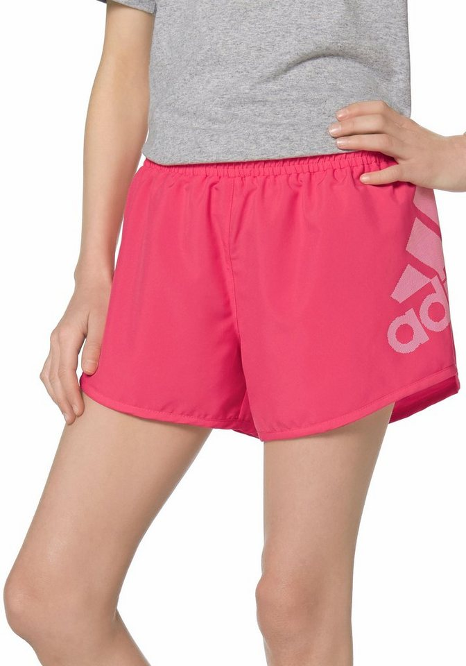 adidas Performance Shorts in Pink