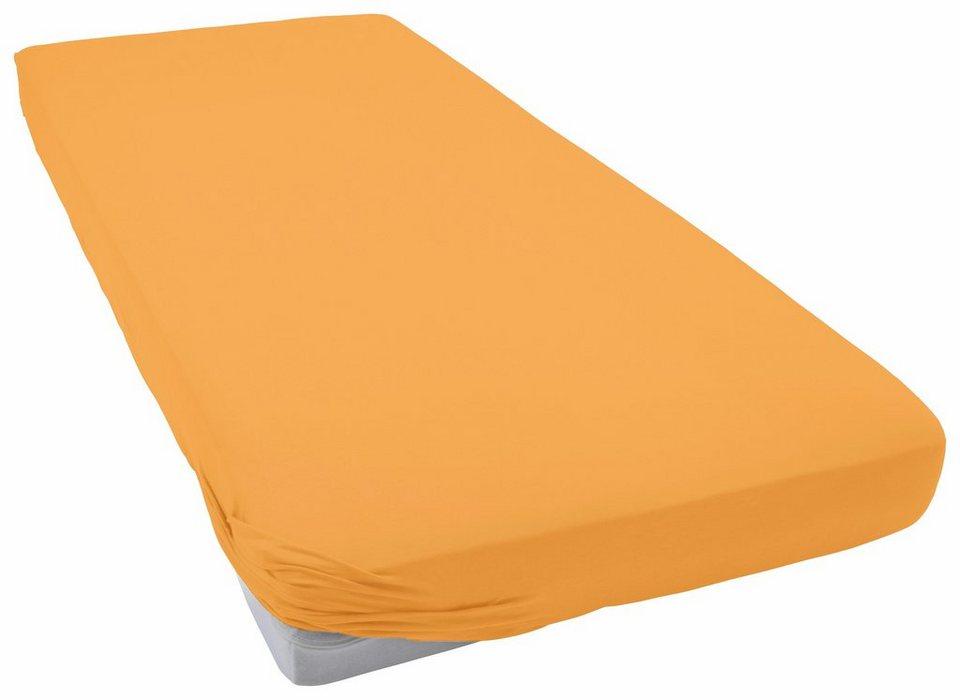 spannbettlaken jersey elasthan schlafgut f r boxspringbetten online kaufen otto. Black Bedroom Furniture Sets. Home Design Ideas