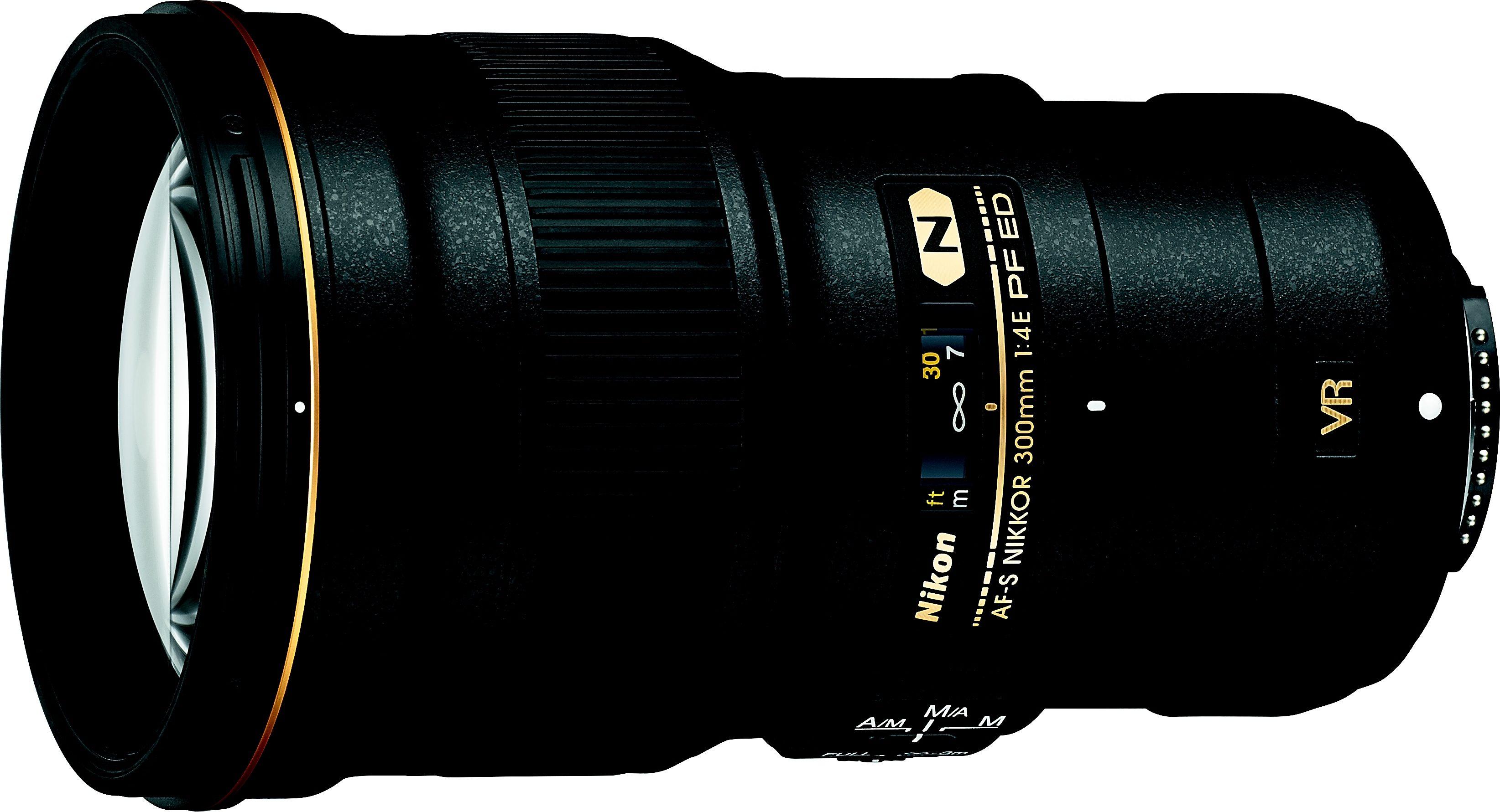 Nikon AF-S NIKKOR 300 mm 1:4E PF ED VR Tele Objektiv