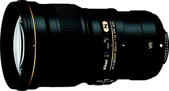 Nikon »AF-S NIKKOR« Teleobjektiv