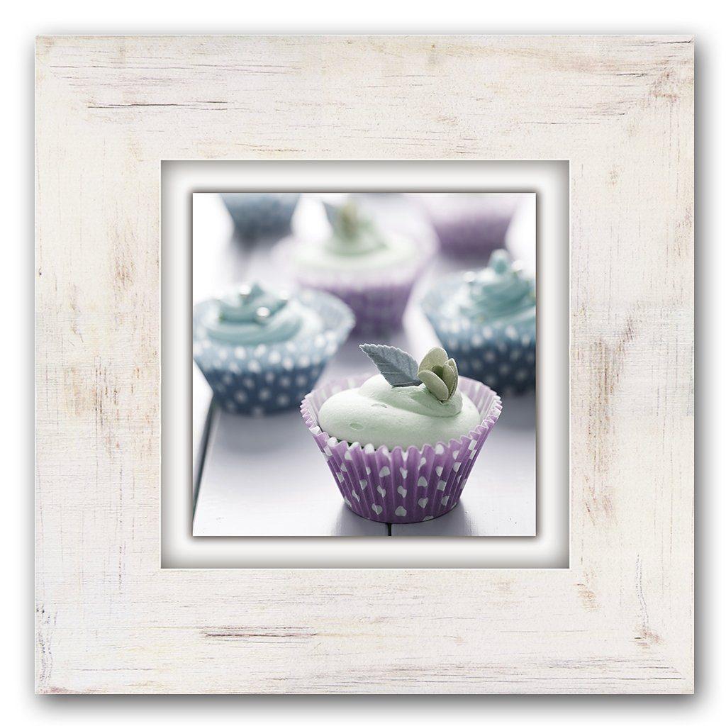 Home affaire Holzbild »Cupcakes«, 40/40 cm