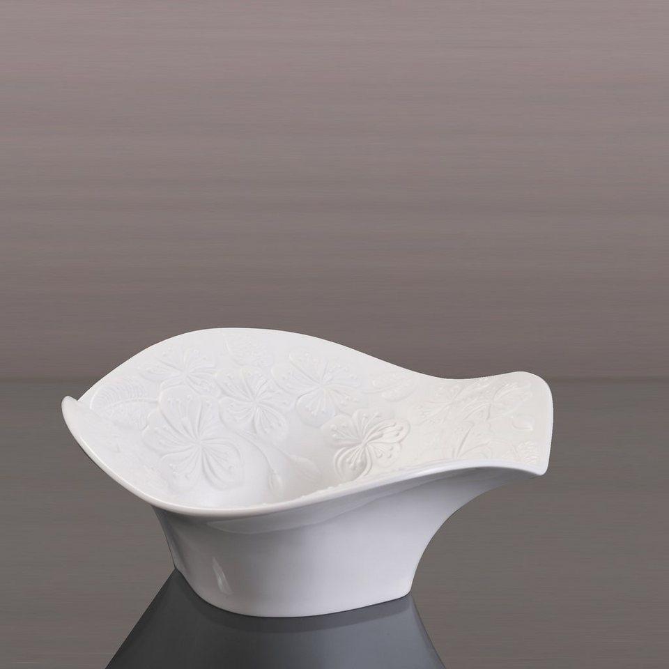 Kaiser Porzellan Schale »Floralie« in Weiß, Pastell
