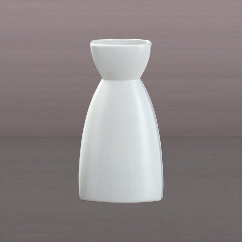 Kaiser Porzellan Vase »Logo« in Weiß, Pastell
