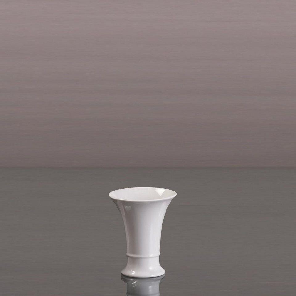 Kaiser Porzellan Vase »Trompete klassisch« in Weiß, Pastell