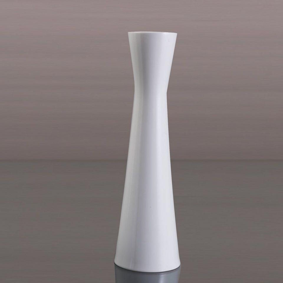 Kaiser Porzellan Vase »X-Vasen« in Weiß, Pastell