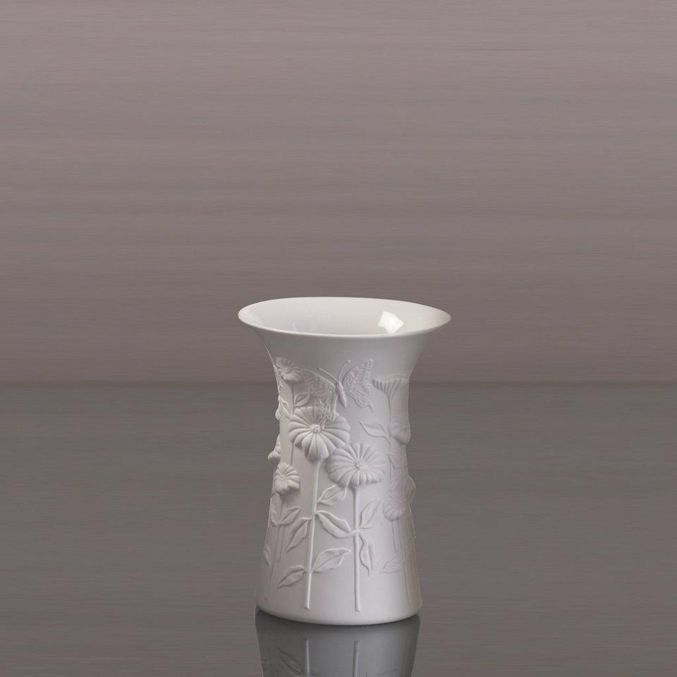 Kaiser Porzellan Vase »Garda« in Weiß, Pastell