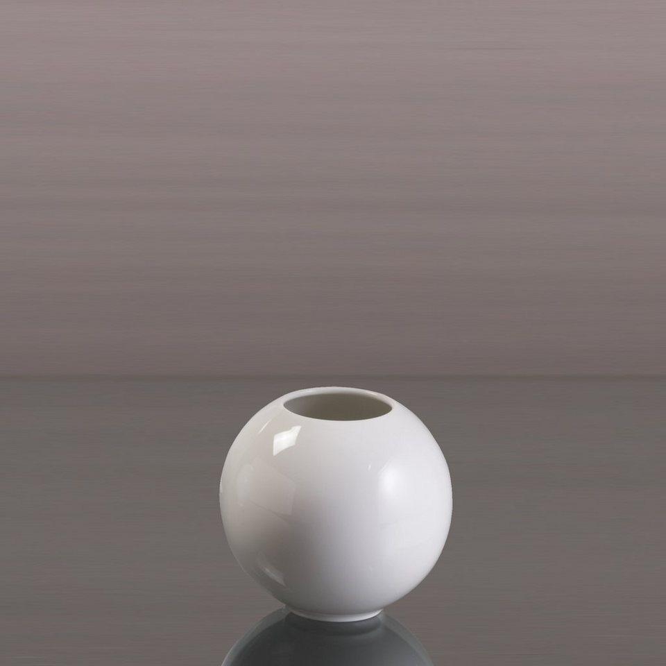Kaiser Porzellan Kugelvase »Biedermeier« in Weiß, Pastell