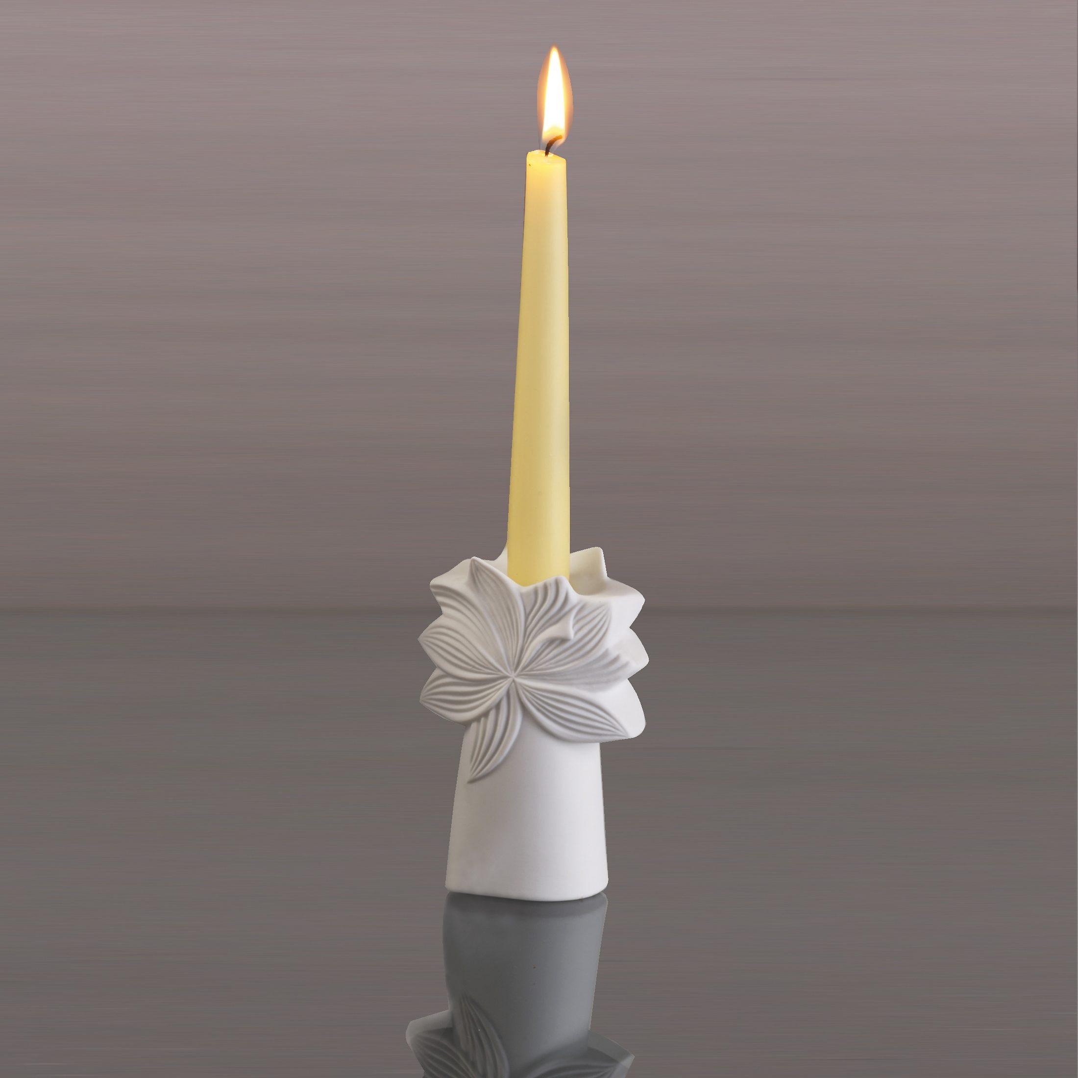Kaiser Porzellan Leuchter »Palmkrone«