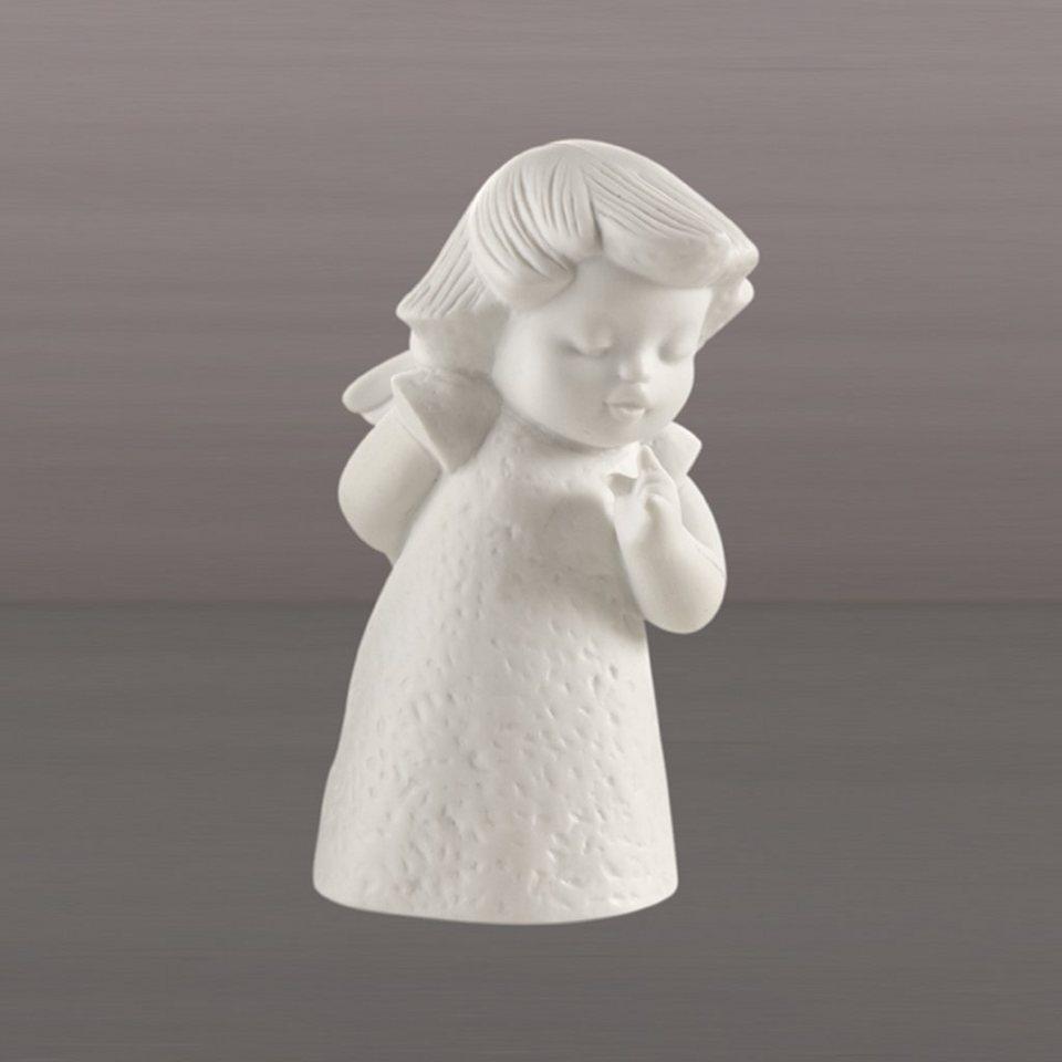 Kaiser Porzellan Psst! »Engel-Kinder« in Weiß